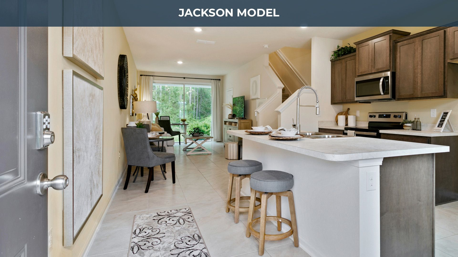 Kitchen featured in the Jackson By D.R. Horton in Jacksonville-St. Augustine, FL