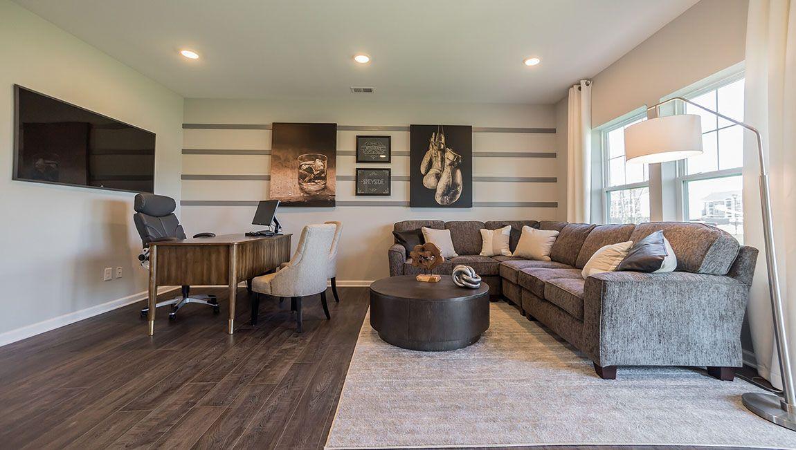 Living Area featured in the Auburn By D.R. Horton in Philadelphia, NJ