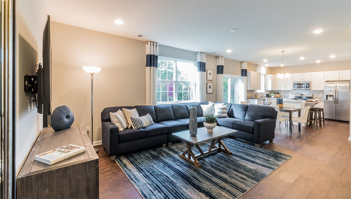 Living Area featured in the Eastover By D.R. Horton in Atlantic-Cape May, NJ