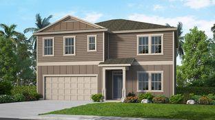 HAYDEN - Winchester Ridge: Jacksonville, Florida - D.R. Horton