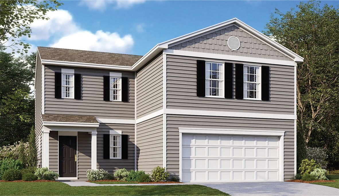 Exterior featured in the DEERFIELD By D.R. Horton in Eastern Shore, MD