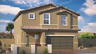 PLAN 1562 - Cottages at Willow Ranch: Henderson, Nevada - D.R. Horton