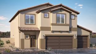 PLAN 2665 3-CAR - Sonora Ranch: North Las Vegas, Nevada - D.R. Horton