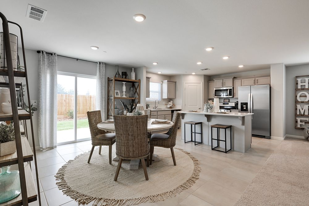 Kitchen featured in the Coolidge By D.R. Horton in Modesto, CA