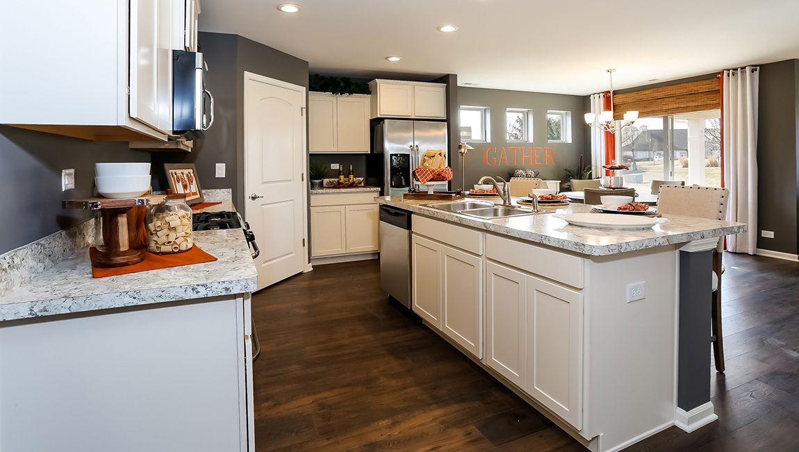 Kitchen featured in the Arlington By D.R. Horton in Allentown-Bethlehem, PA