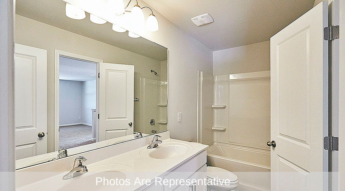 Bathroom featured in the Kyle By D.R. Horton in Greenville, NC