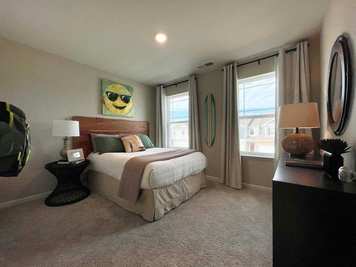 Bedroom featured in the BARTON By D.R. Horton in Sussex, DE
