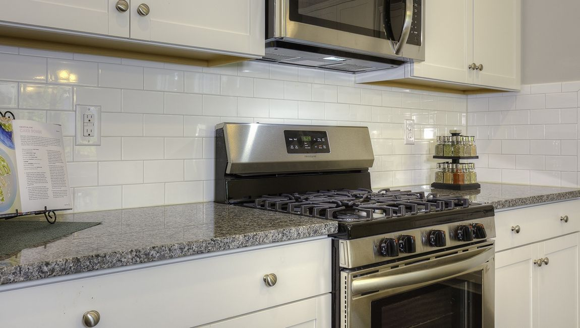 Kitchen featured in the Arlington By D.R. Horton in Charlotte, NC