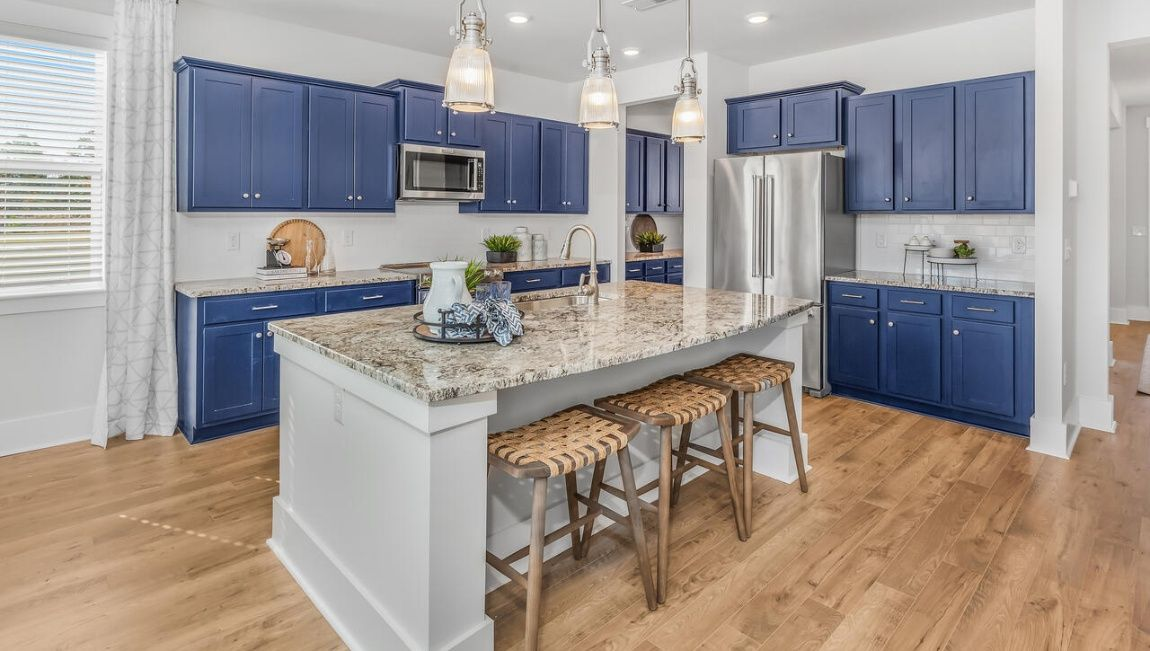 Kitchen featured in the HARBOR OAK By D.R. Horton in Jacksonville, NC