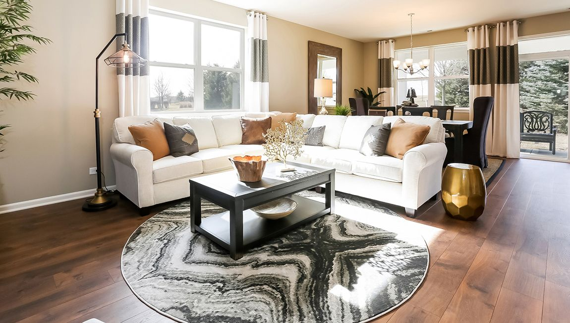 Living Area featured in the Clifton By D.R. Horton in Ocean County, NJ
