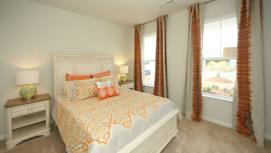 Bedroom featured in the Arlington By D.R. Horton in Wilmington, NC