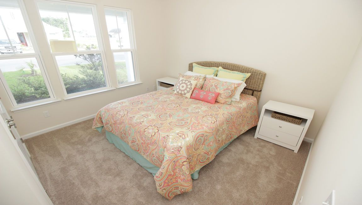 Bedroom featured in the Clifton By D.R. Horton in Wilmington, NC