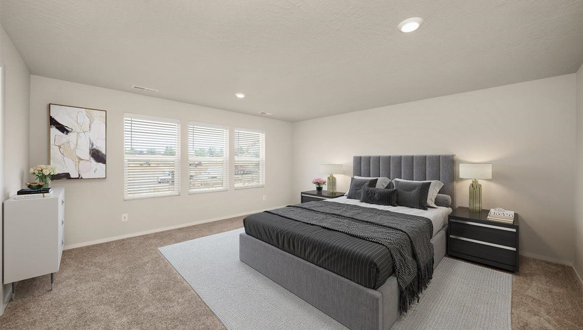 Bedroom featured in the BRIDGEWATER By D.R. Horton in Spokane-Couer d Alene, WA