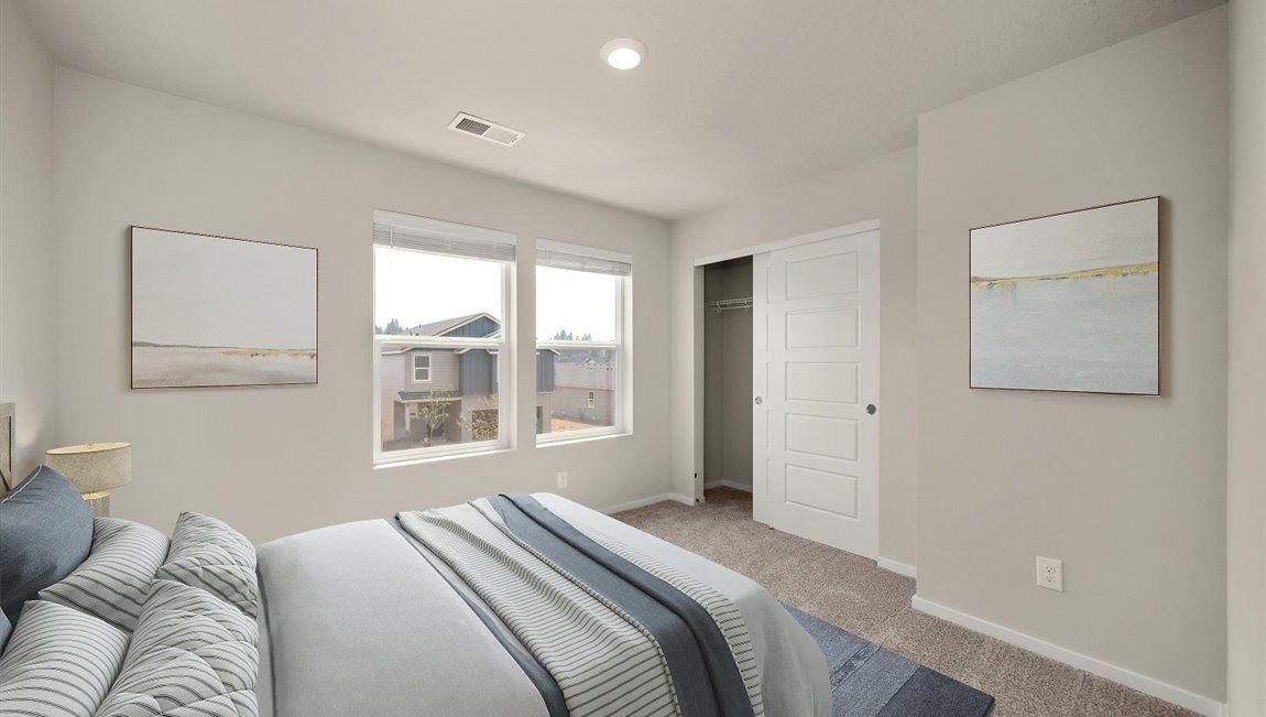 Bedroom featured in the HAWTHORNE By D.R. Horton in Spokane-Couer d Alene, WA