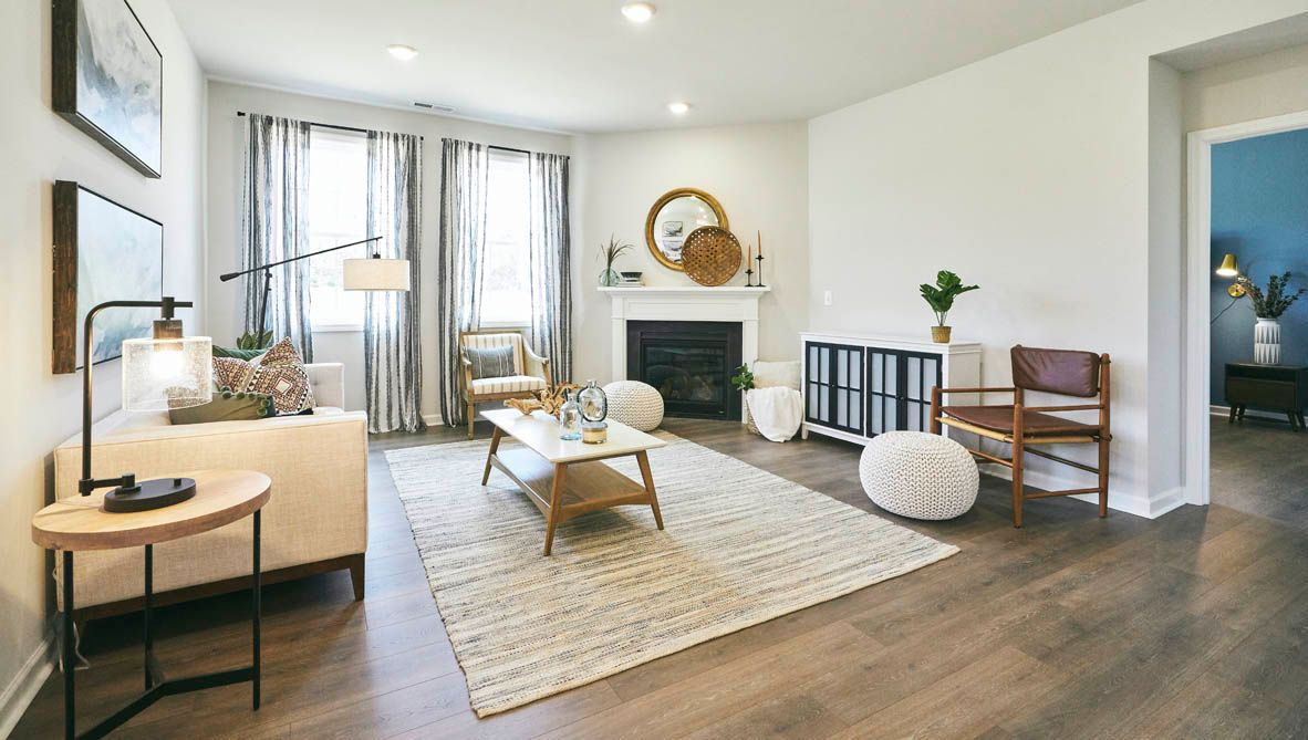 Living Area featured in the Dover By D.R. Horton in Greensboro-Winston-Salem-High Point, NC