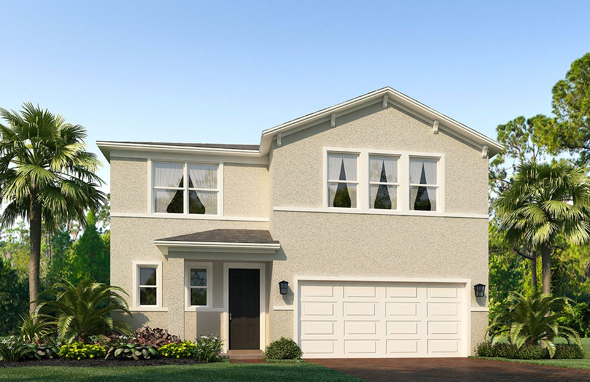 Exterior featured in the Grandcourt By D.R. Horton in Miami-Dade County, FL