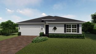 Ellington - Heritage Ranch: Homestead, Florida - D.R. Horton