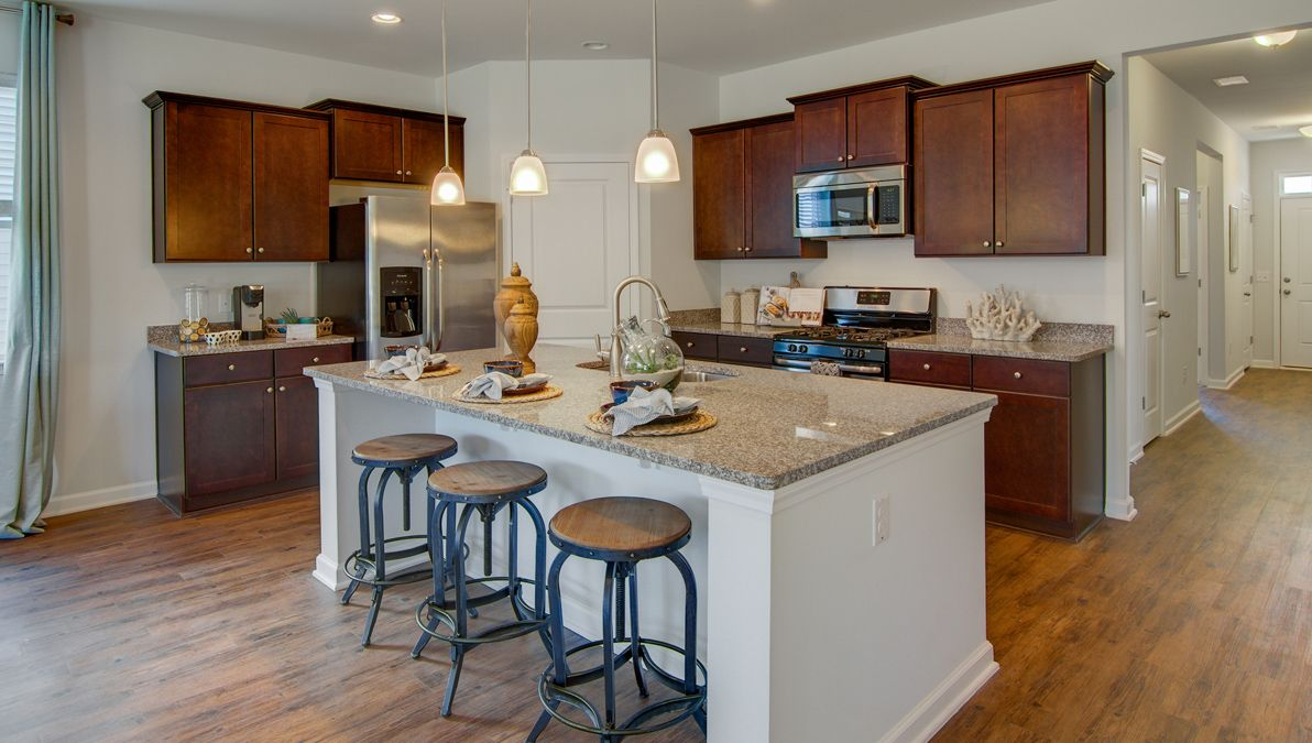 Kitchen featured in the CALI By D.R. Horton in Charleston, SC