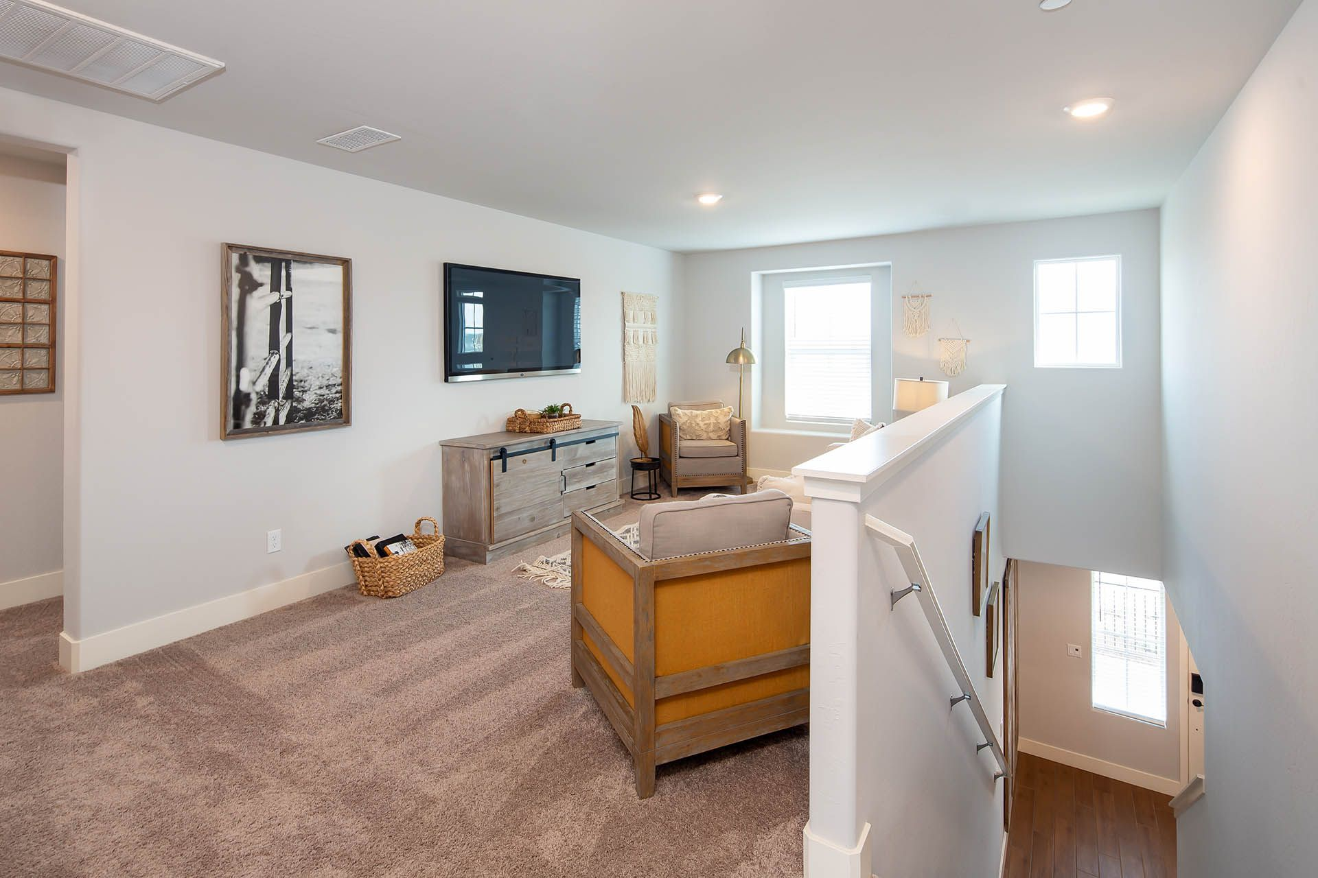 Living Area featured in the Wren By D.R. Horton in Bakersfield, CA