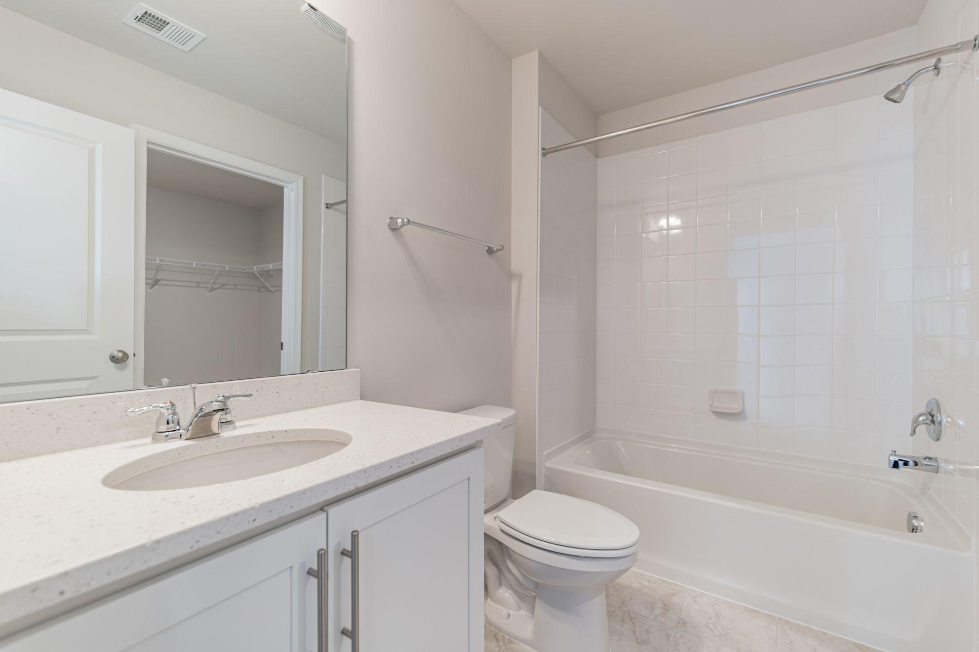 Bathroom featured in the Morgan By D.R. Horton in Washington, VA