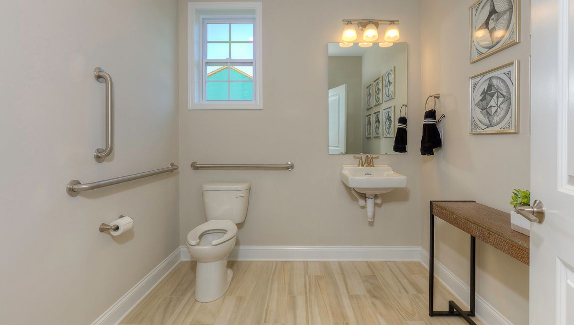 Bathroom featured in the Bristol By D.R. Horton in Charlotte, NC