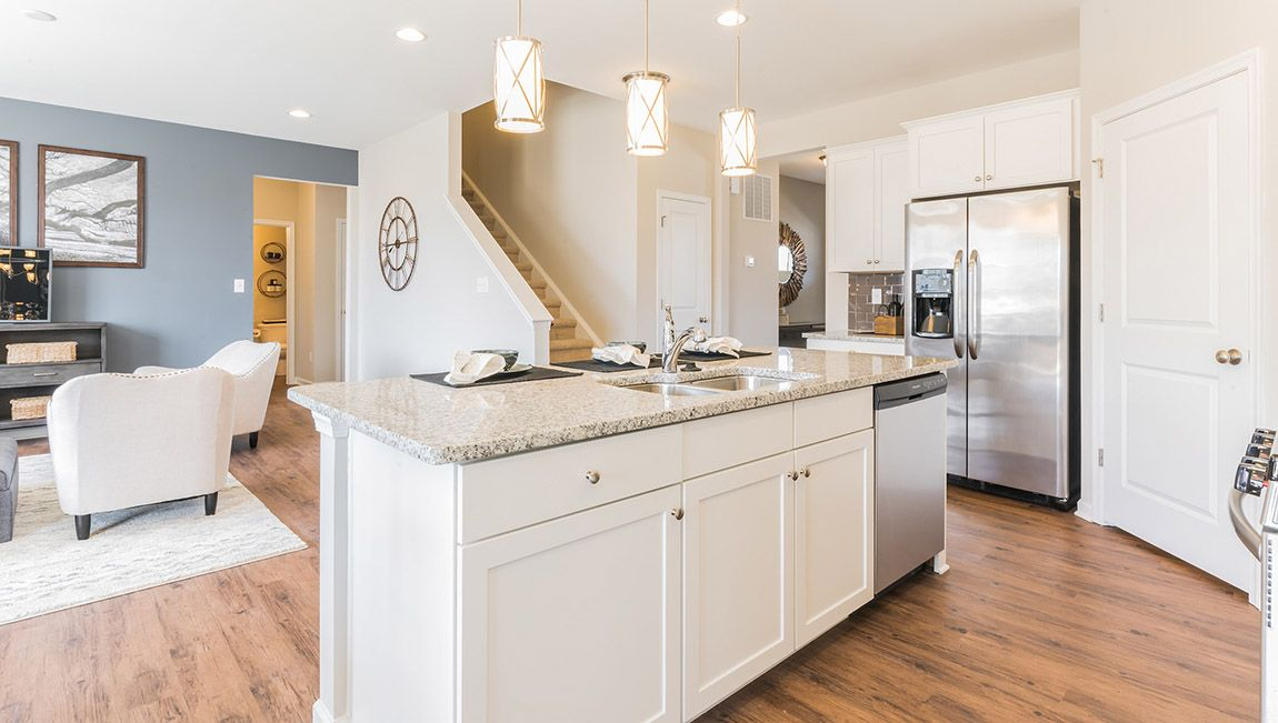 Kitchen featured in the Hadley By D.R. Horton in Ocean County, NJ