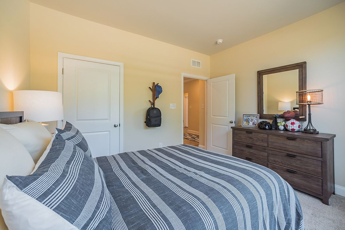 Bedroom featured in the BARLOW By D.R. Horton in Dover, DE