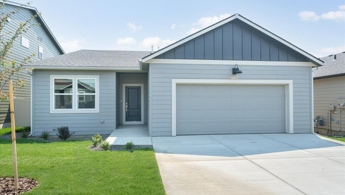 Exterior featured in the LAWSON By D.R. Horton in Spokane-Couer d Alene, WA