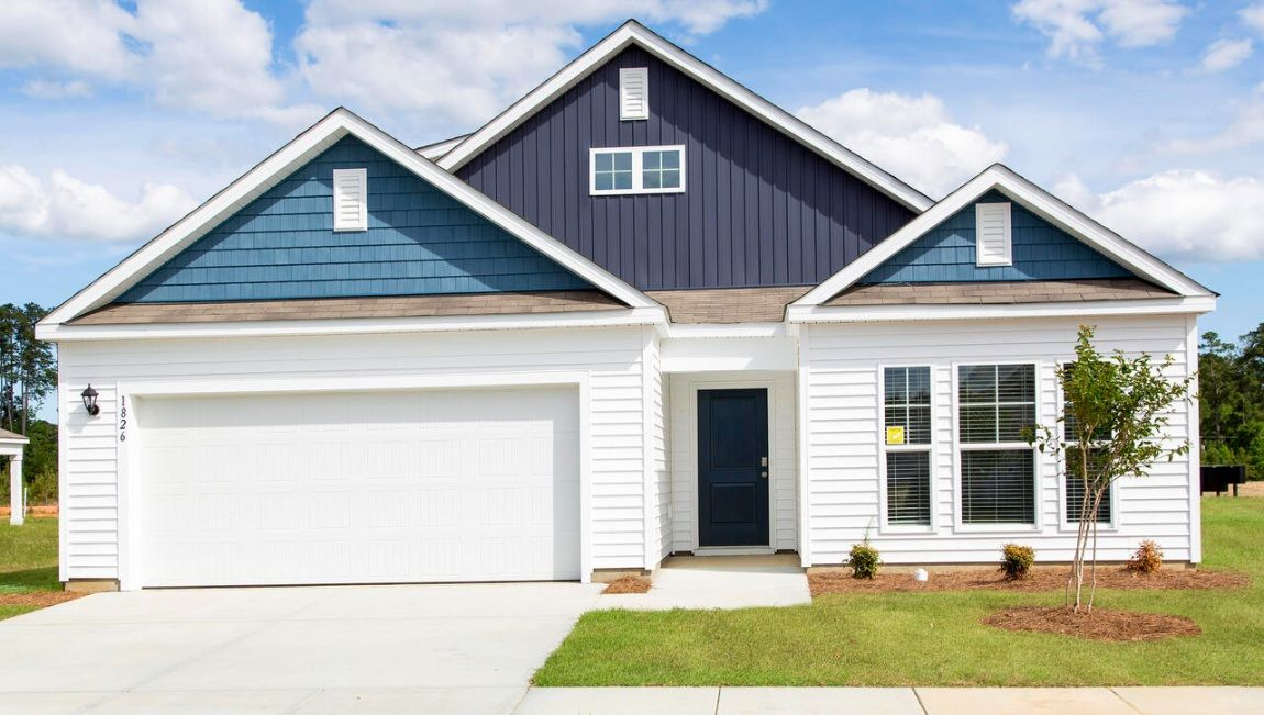 Exterior featured in the BRISTOL-EXP By D.R. Horton in Wilmington, NC