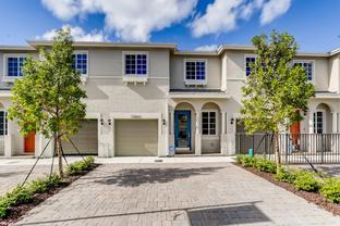 Brockway - Walden Place: Miami Gardens, Florida - D.R. Horton