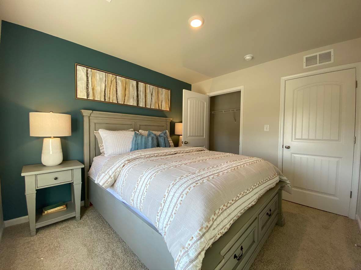 Bedroom featured in the GLENDALE By D.R. Horton in Eastern Shore, MD