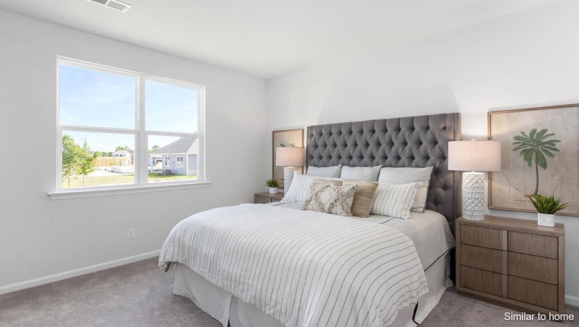Bedroom featured in the ALLEX By D.R. Horton in Jacksonville, NC