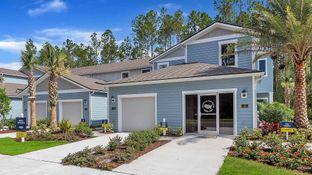 ASPEN - SilverLeaf Waterford Lakes: Saint Augustine, Florida - D.R. Horton