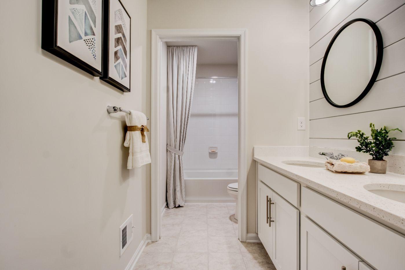 Bathroom featured in the HADLEY By D.R. Horton in Washington, VA