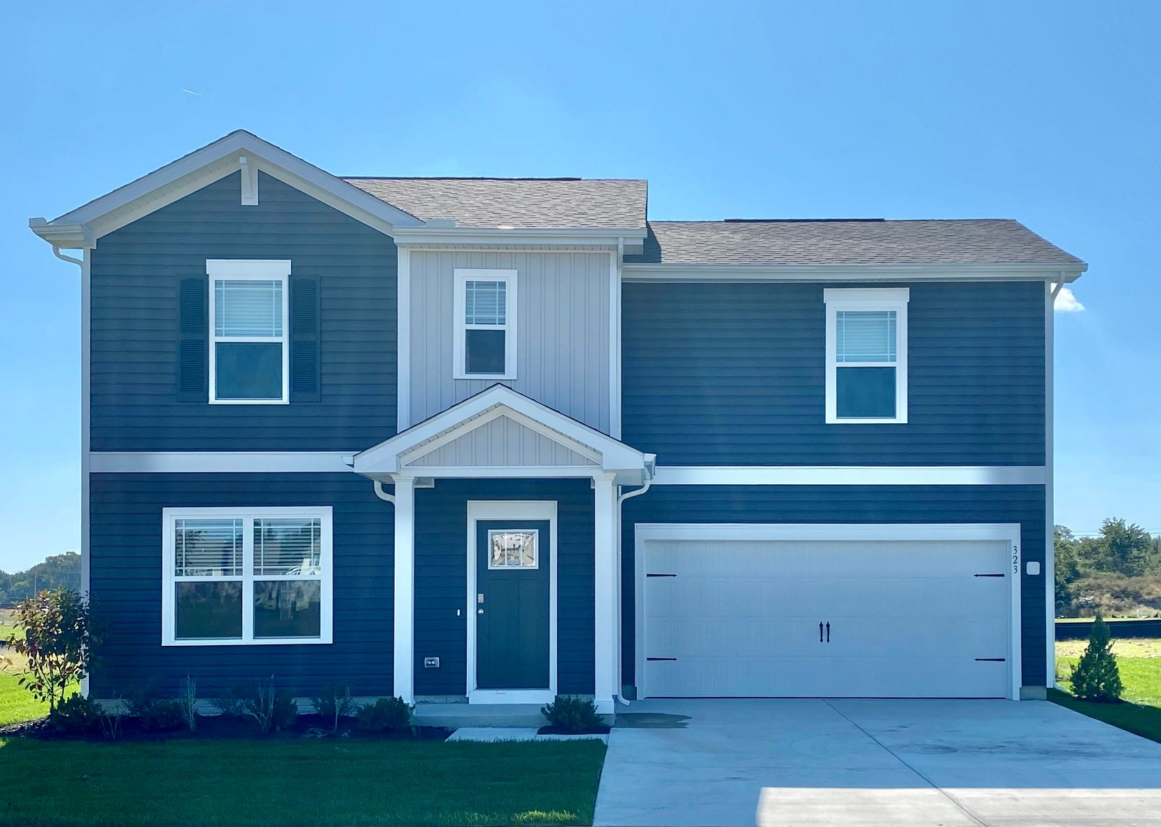 Exterior featured in the FAIRTON By D.R. Horton in Ocean City, MD