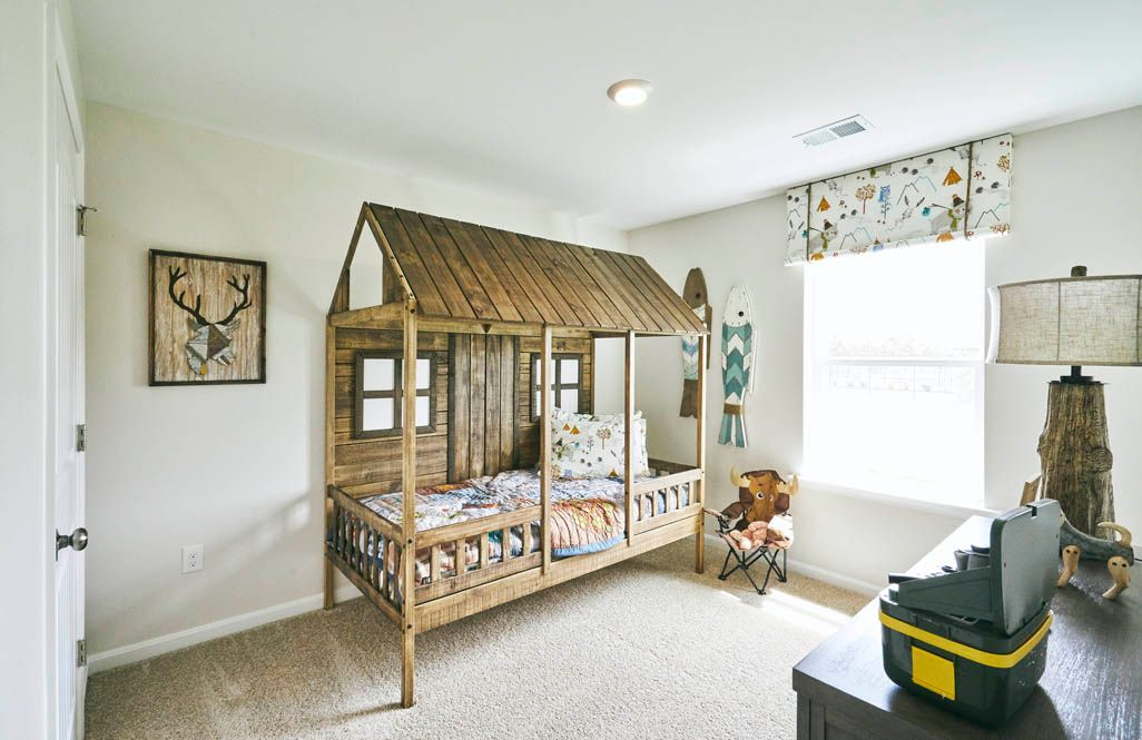 Bedroom featured in the FREEPORT By D.R. Horton in Ocean City, MD