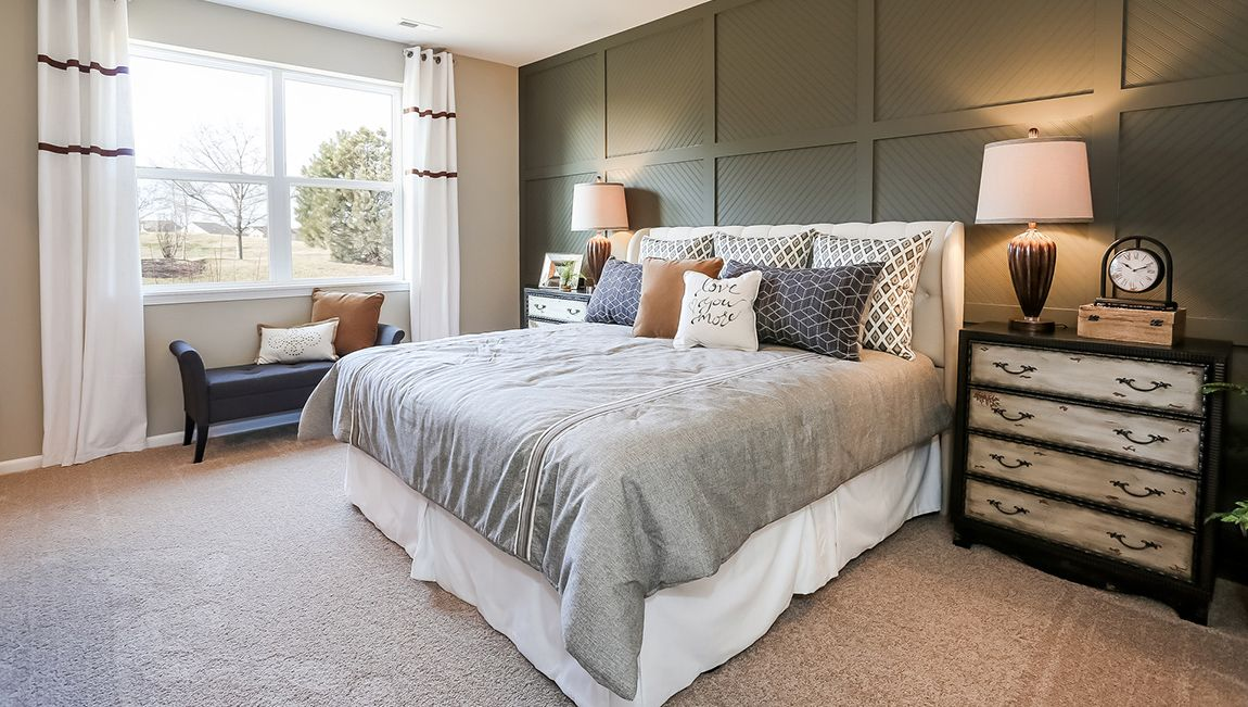 Bedroom featured in the Clifton By D.R. Horton in Ocean County, NJ