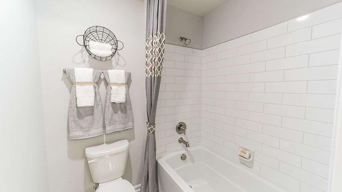 Bathroom featured in the Crofton By D.R. Horton in Philadelphia, PA