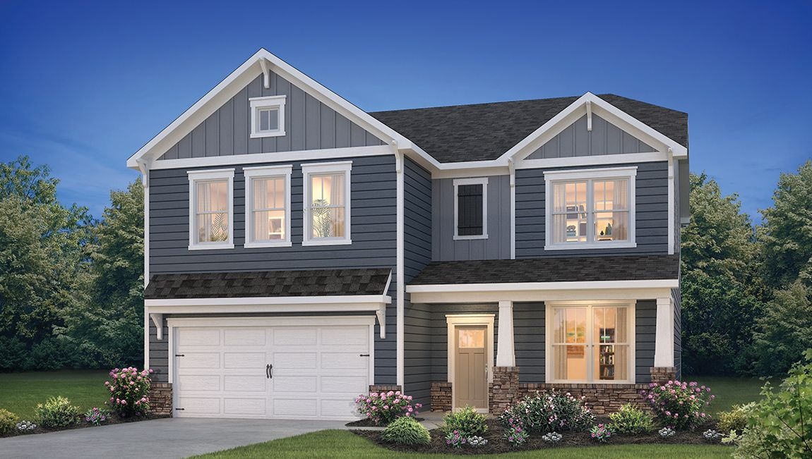Exterior featured in the Hadley By D.R. Horton in Atlantic-Cape May, NJ