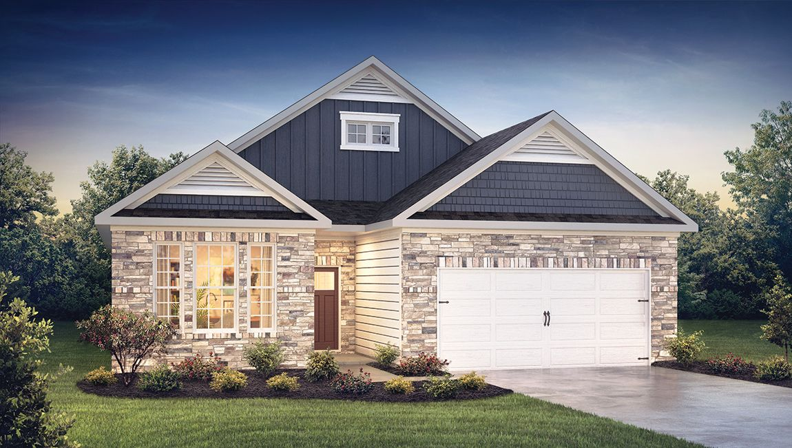 Exterior featured in the Bristol By D.R. Horton in Atlantic-Cape May, NJ