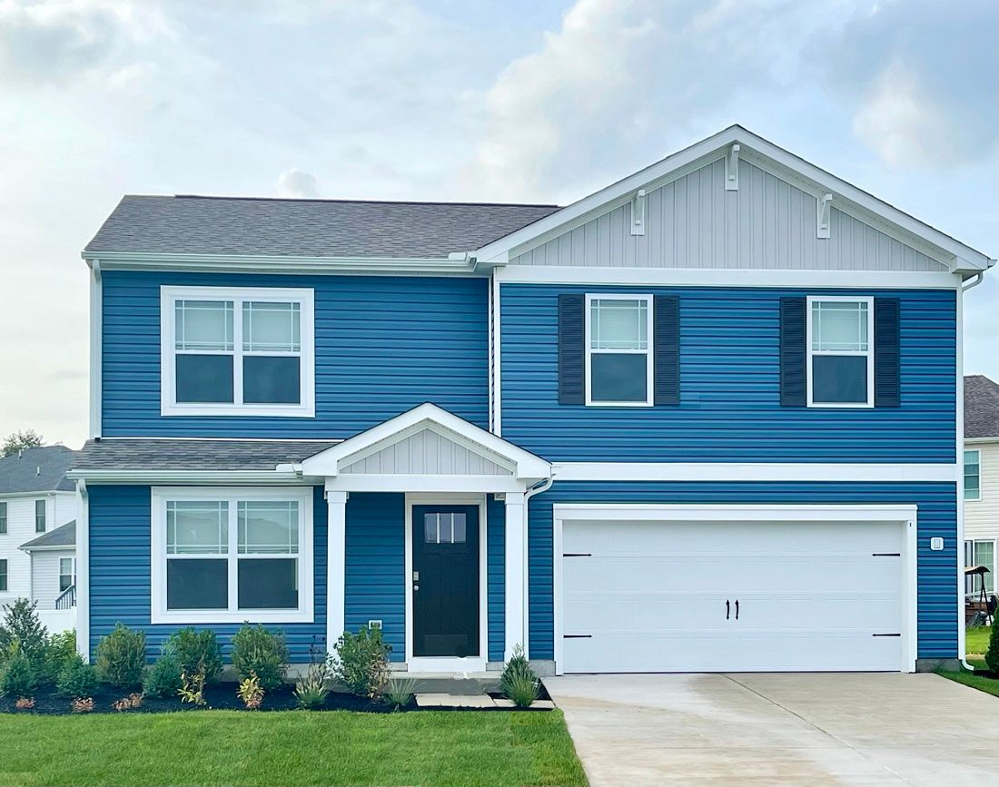 Exterior featured in the GLENDALE By D.R. Horton in Ocean City, MD