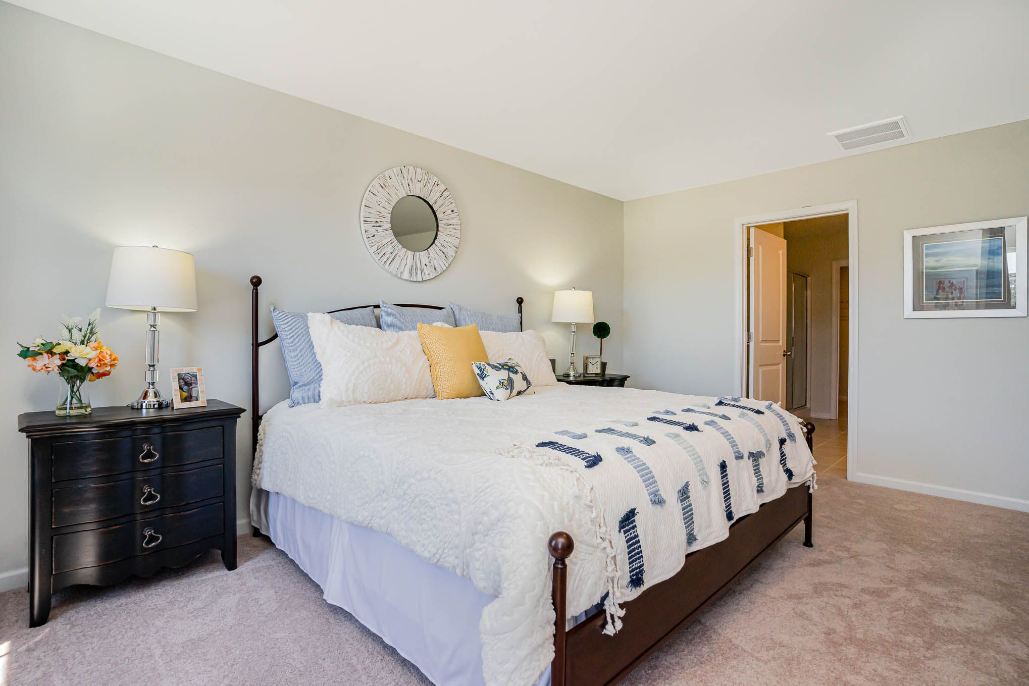 Bedroom featured in the PENWELL By D.R. Horton in Myrtle Beach, SC