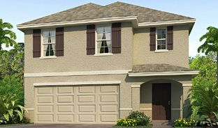 Robie - Express Homes - Brightwater: North Fort Myers, Florida - D.R. Horton