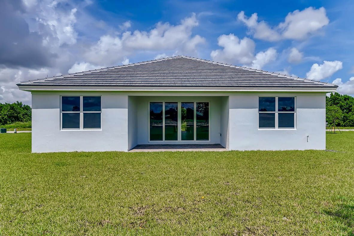 Exterior featured in the Ellington By D.R. Horton in Miami-Dade County, FL