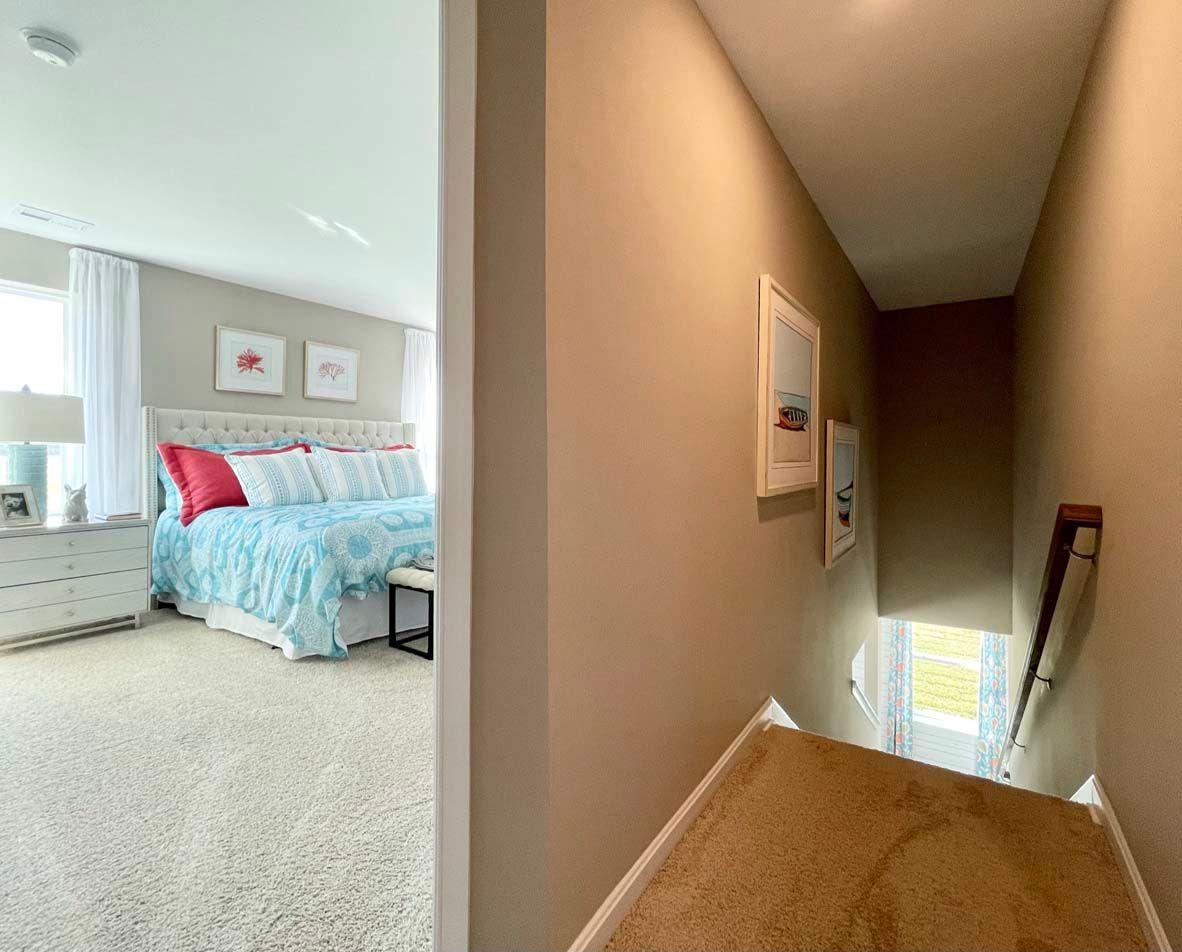 Bedroom featured in the DEERFIELD By D.R. Horton in Dover, DE