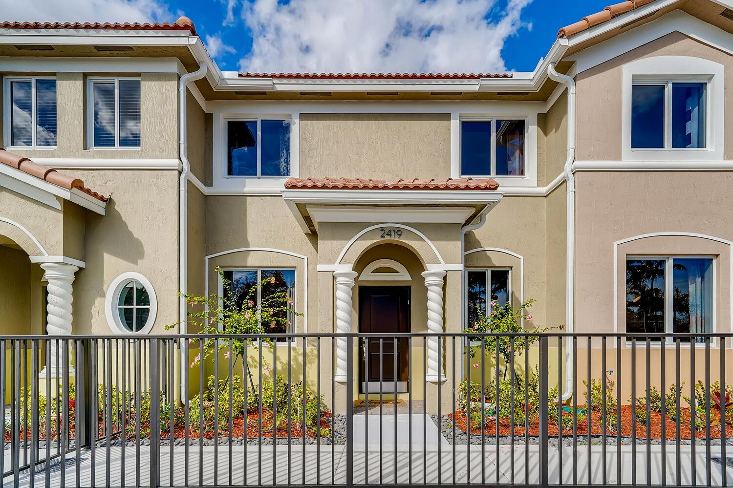 Exterior featured in the Havana By D.R. Horton in Miami-Dade County, FL