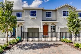 Grant - Walden Place: Miami Gardens, Florida - D.R. Horton