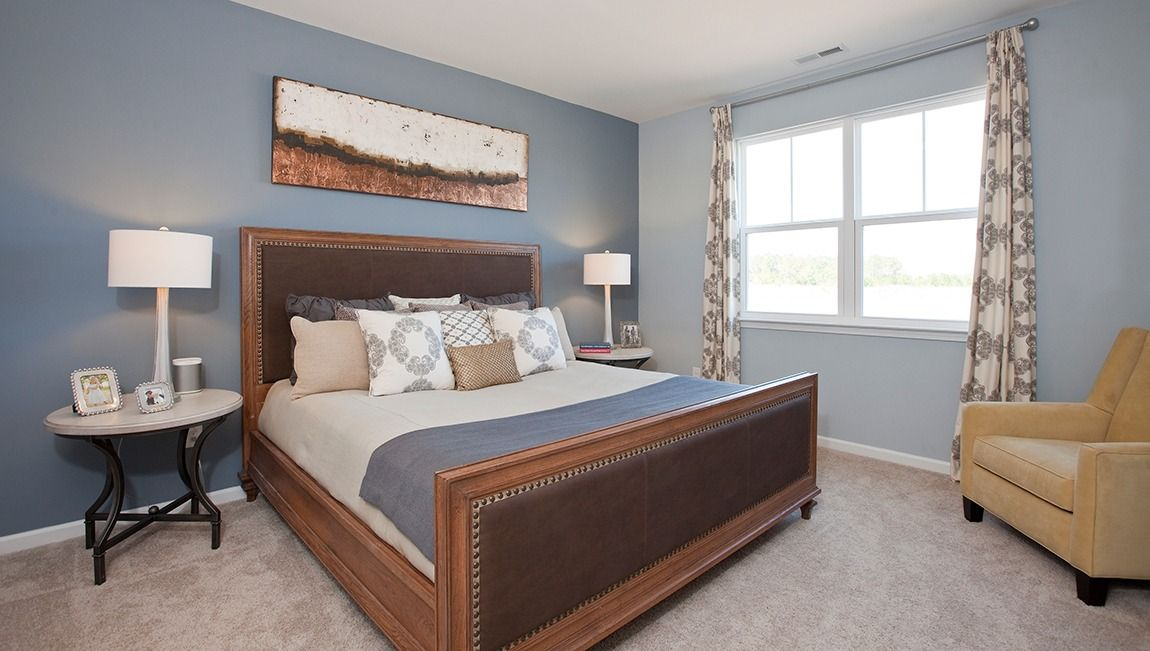 Bedroom featured in the Bristol By D.R. Horton in Wilmington, NC