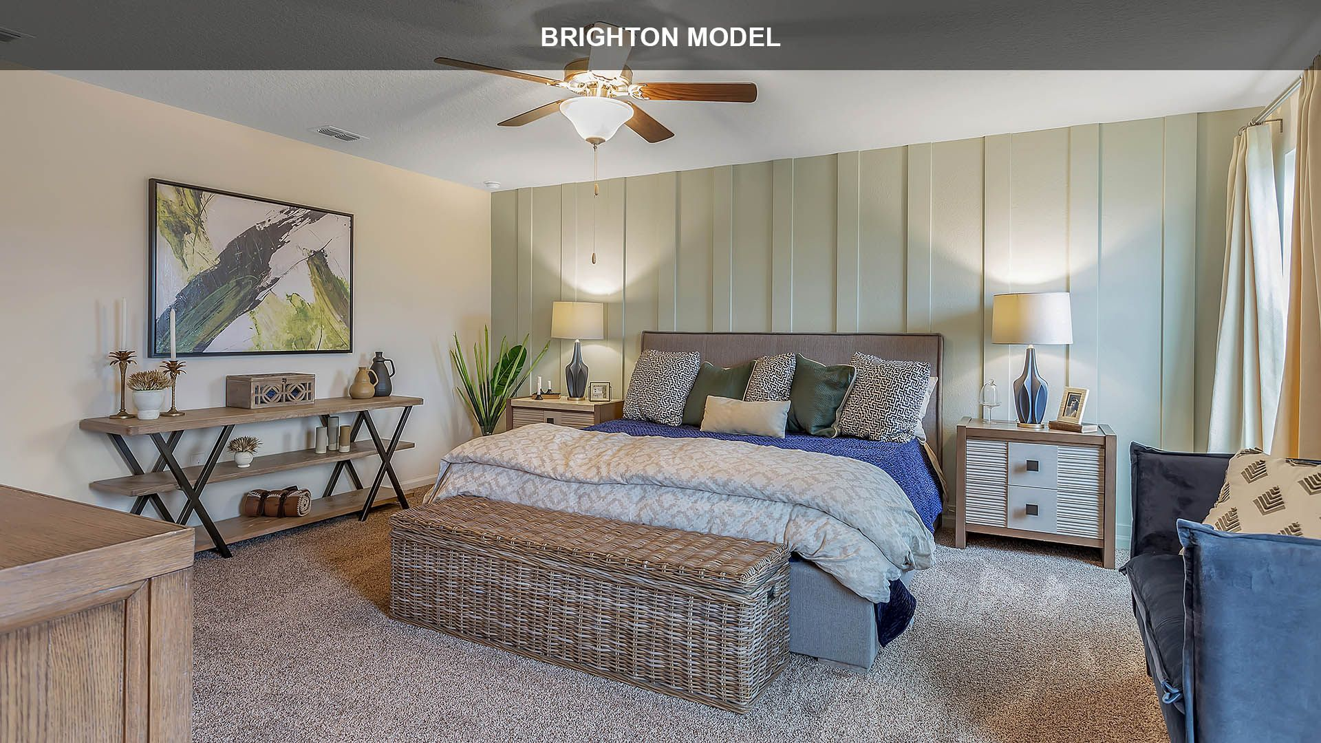 Bedroom featured in the BRIGHTON By D.R. Horton in Jacksonville-St. Augustine, GA