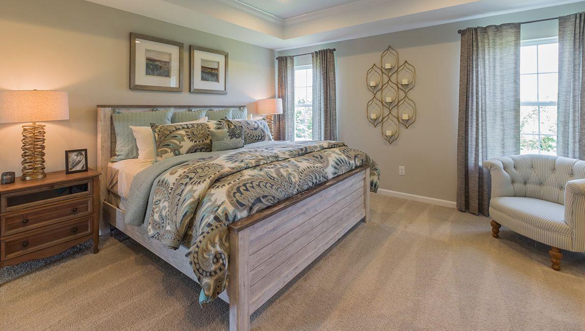 Bedroom featured in the Summit By D.R. Horton in Philadelphia, NJ